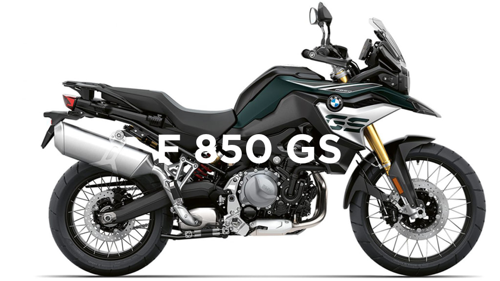 F 800 GS Motorcycle Rental Colombia
