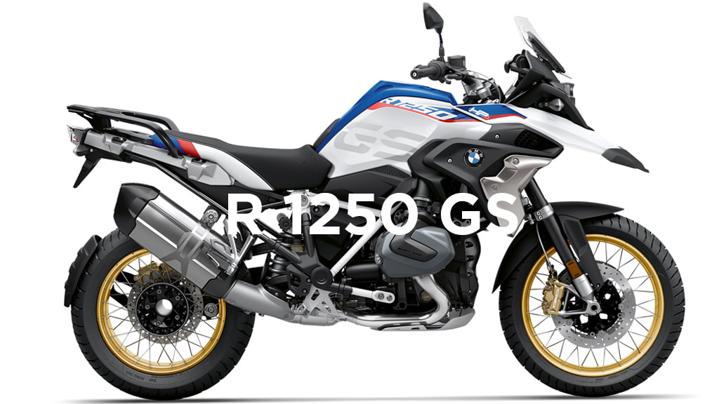 R 1200 GS Motorcycle Rental Colombia