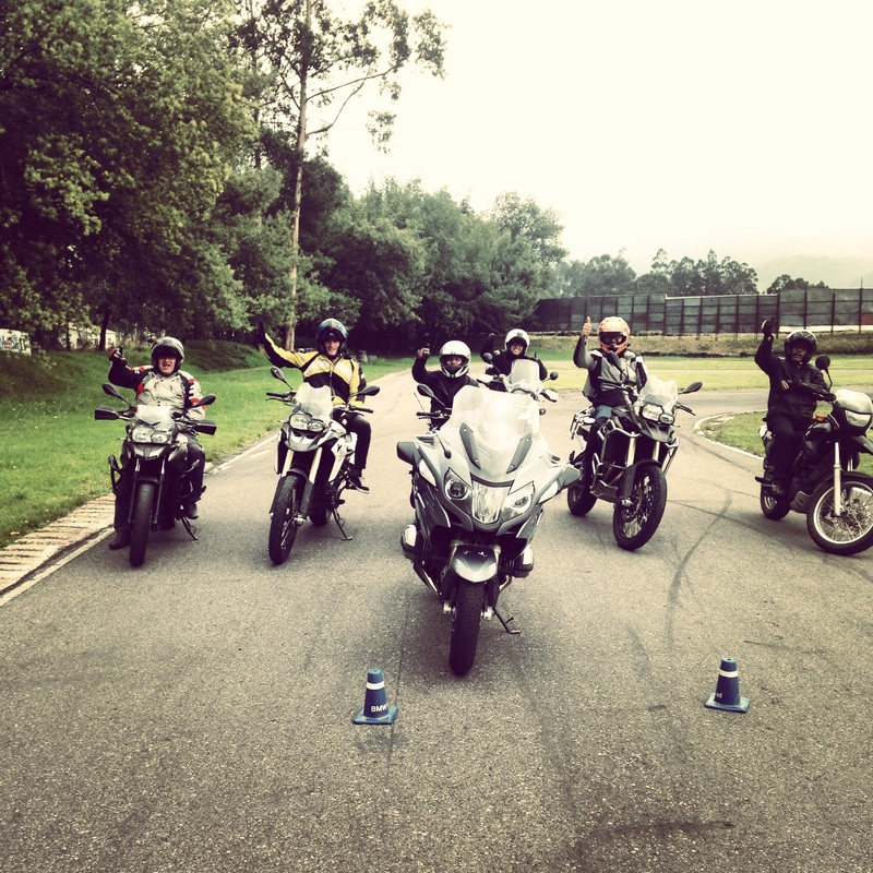 On Road Motorcycle Training Colombia