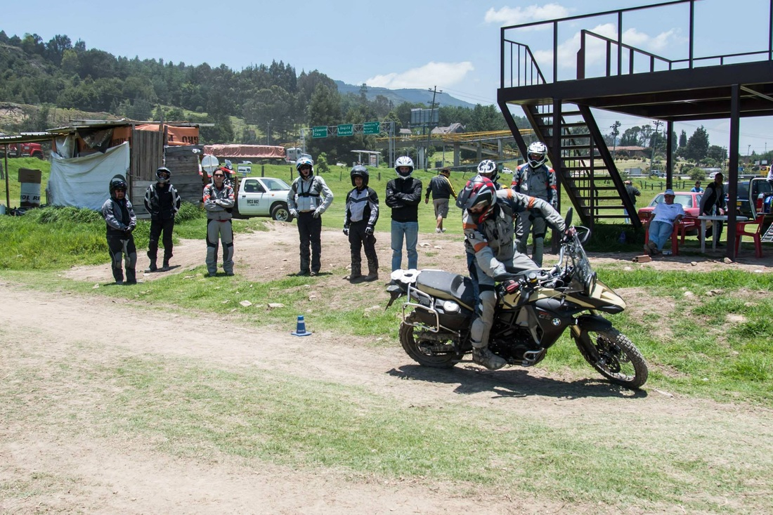 Motorcycle Off Road Training Colombia